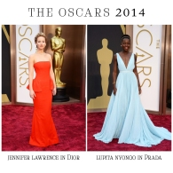 oscars 2014 best dresses